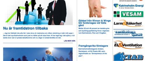 Katrineholms webbilaga