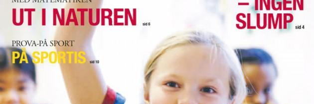 Utbildningstidning åt Uppsala kommun