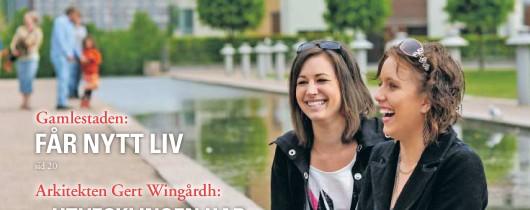 Tidning och broschyr åt Göteborgs stad