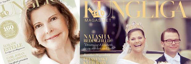 Kungliga Magasinet - ett av de printjobb vi arbetat med senaste året.