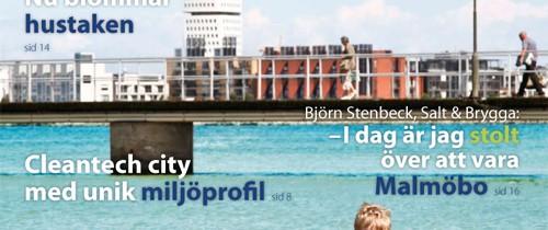 Malmö klimatstaden till hela Skåne