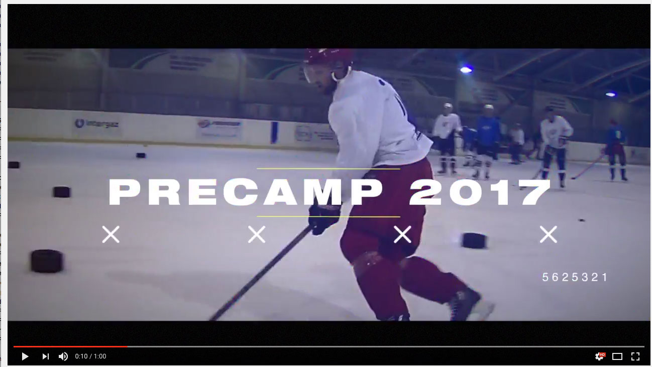 Hockeycamp i Riga